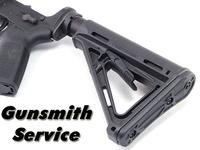 Gunsmith Service: Pin Collapsible Stock