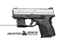 Viridian Reactor 5 Green Laser w/ Holster - Springfield XD-S