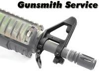 Gunsmith Service: Pin A2 Front Sight