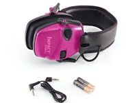 Howard Leight Impact Sport Electronic Earmuff Pink