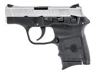 S&W Bodyguard 380 .380ACP Engraved Two Tone Pistol