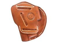 1791 4 Way Holster Classic Brown RH