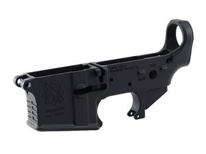 RifleGear Aggressor Forged Stripped Lower Receiver