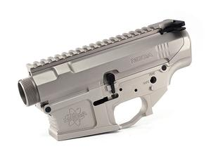 Mega Arms MATEN .308 Upper and AMBI Lower Set, Nickel Boron
