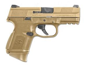FN FNS-9C 9mm NMS Full FDE