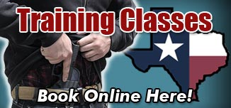 Texas CHL Classes