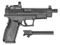 "Springfield XD(M) 9mm 4.5"" Black Threaded Barrel w/ Vortex Venom"