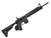 S&W M&P15 5.56 MOE SL Mid Length Rifle - CA Featureless