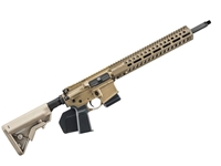 "FNH FN15 Tactical Carbine II FDE 16"" 5.56mm - CA Featureless"
