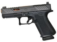 Shadow Systems MR918 Elite 9mm Pistol RMR Cut, Bronze Ti Barrel
