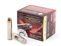 Federal Swift A-Frame 460 S&W 300gr Vital-Shok 20rd