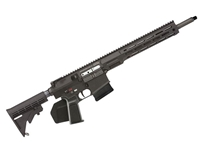 "LMT MWS 308 16"" MLOK Defender Series Rifle - CA Featureless"