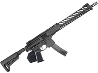 "Sig Sauer MPX Competiton 9mm 16"" Rifle - Featureless CA"
