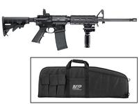 S&W M&P15 Sport II 5.56mm Rifle w/ Vertical Foregrip/Light Combo & Soft Case