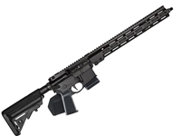 "Geissele Super Duty 16"" 5.56mm Rifle, Black - CA Featureless"