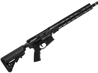 "Geissele Super Duty 16"" 5.56mm Rifle, Luna Black"