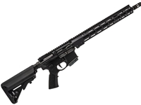 "Geissele Super Duty 16"" 5.56mm Rifle, Luna Black - CA"
