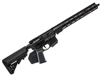 "Geissele Super Duty 16"" 5.56mm Rifle, Luna Black - CA Featureless"