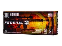 Federal Fusion .300Blk 150gr 20rd