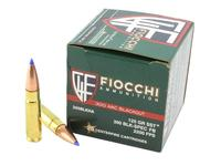 Fiocchi Extrema 300 Blackout 125gr SST 20rd