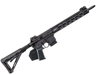 "Troy SPC A4 5.56mm 16"" Rifle - CA Featureless"