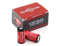 SureFire Box of 12 123A Lithium Batteries, SF12-BB