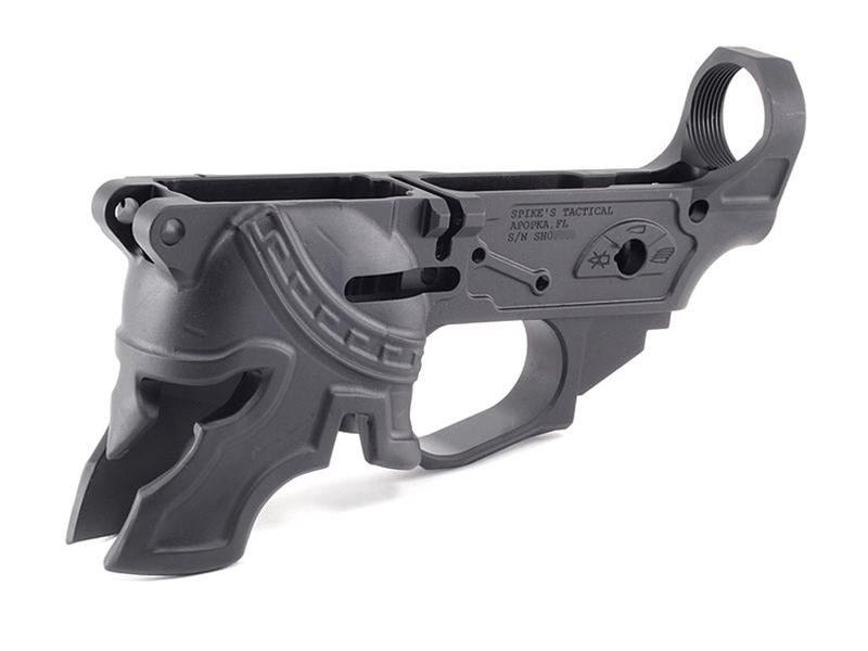 Spikes Tactical Rare Breed Spartan Lower Receiver
