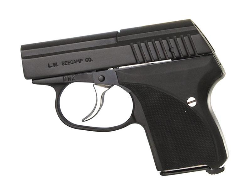 Seecamp LWS-380  380ACP Black Pistol