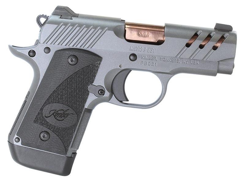 Kimber Micro 9 ESV Pistol Gray