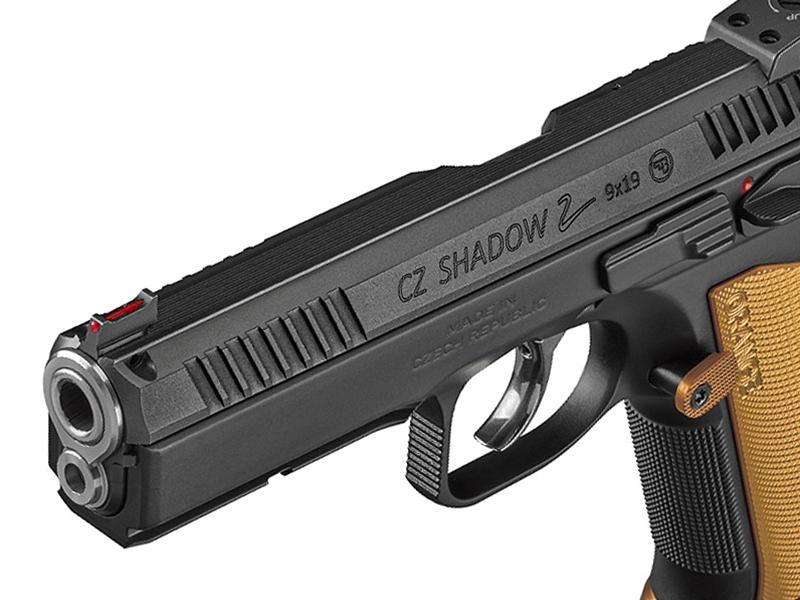 CZ Shadow 2 Orange 9mm Pistol