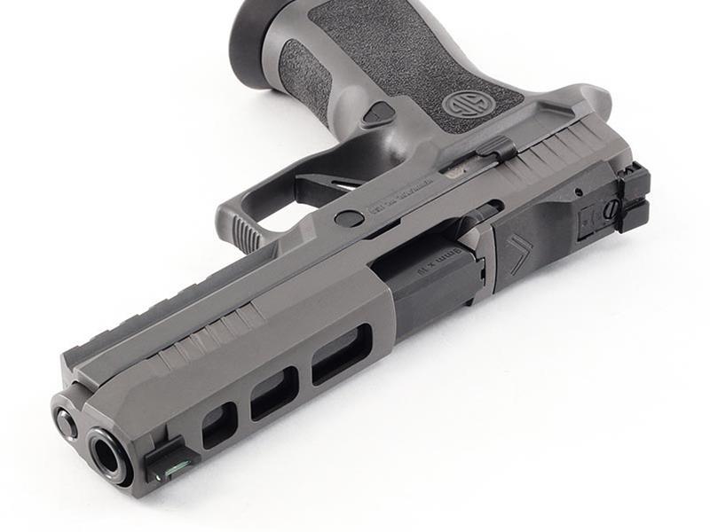 Sig Sauer P320 X-Five Legion 9mm Pistol