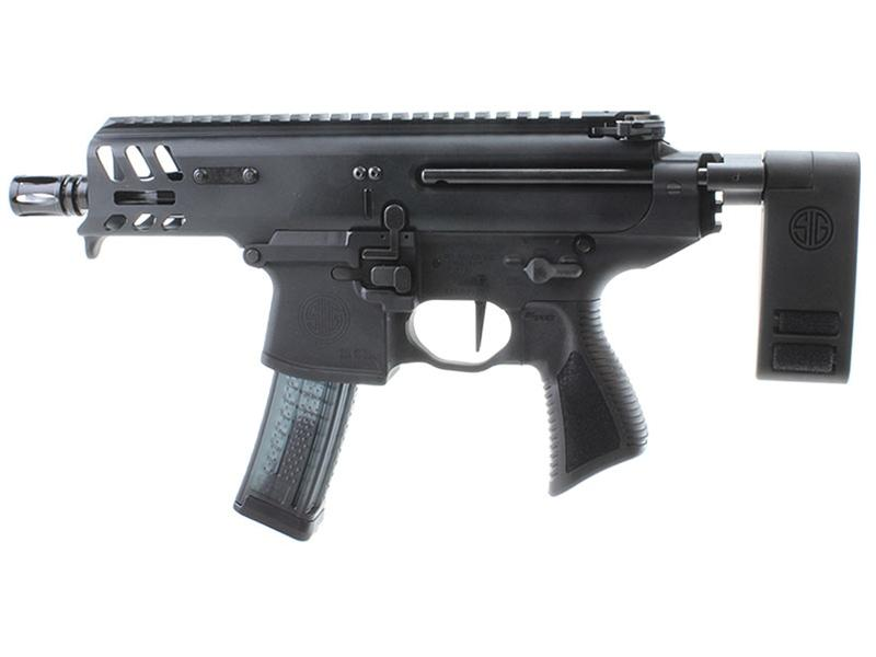 Sig Sauer MPX Copperhead 9mm 4 5