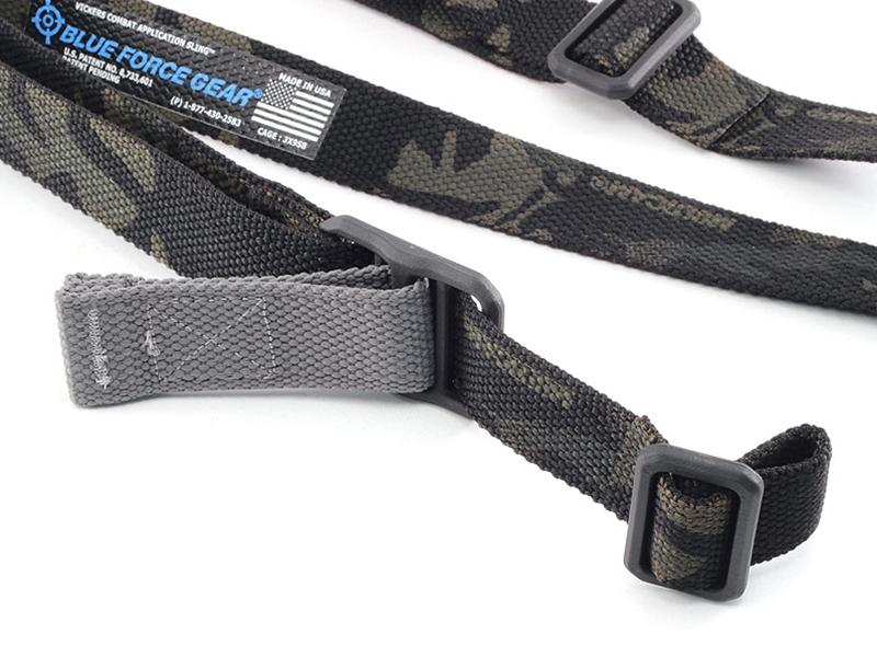 Coyote Brown for sale online Blue Force Gear VCAS125OACB 2 Point Combat OA Slider Model Sling