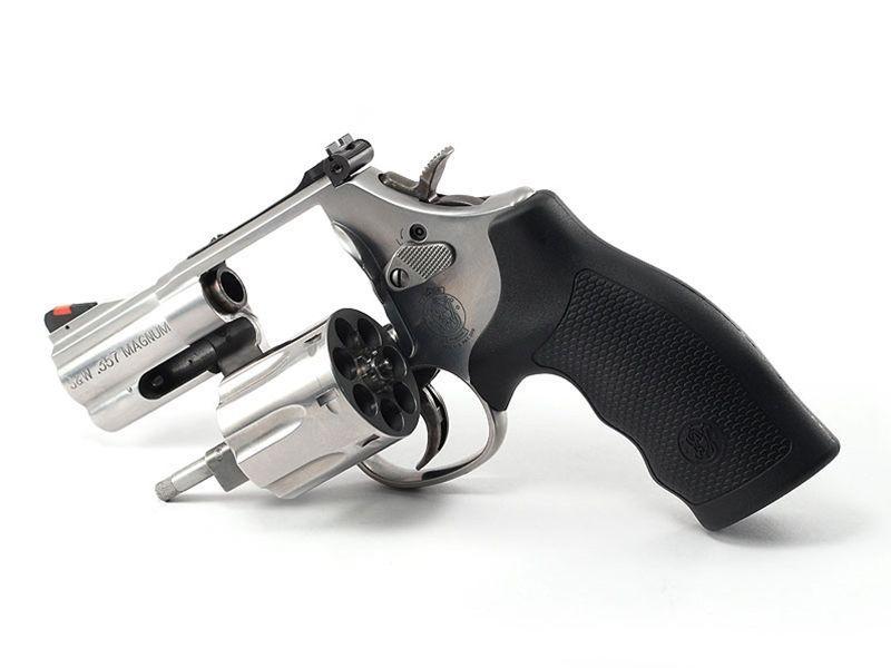 S&W 686 Plus Revolver 357 Magnum 2.5\