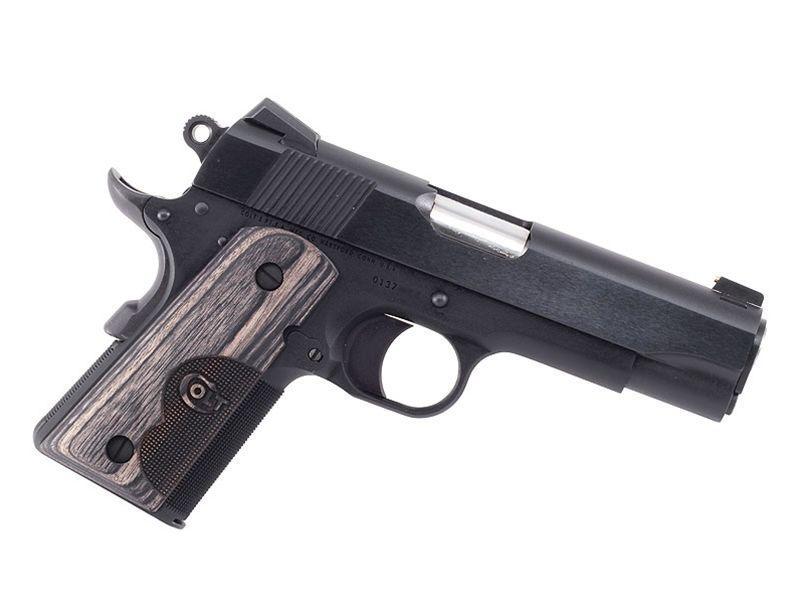 Colt 1911 Wiley Clapp CCO .45ACP Commander Slide/Officer Frame