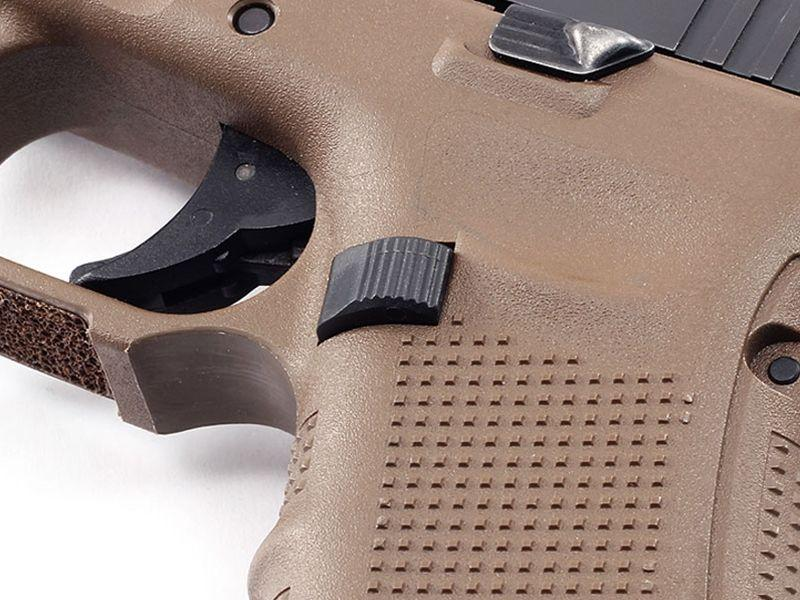 TangoDown Vickers Gen4 Large Frame Extended Glock Mag Release