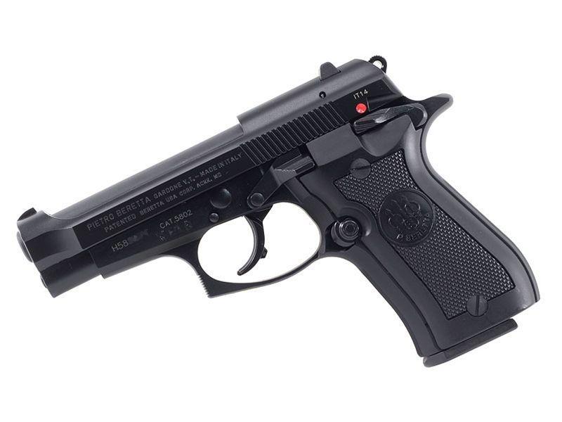 Beretta 84FS Cheetah Pistol 380ACP 3 8