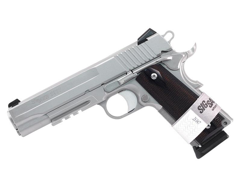 Sig Sauer 1911R  45 Stainless CA