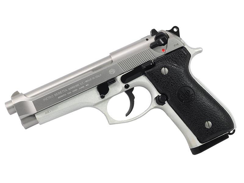 Beretta 92FS Inox 9mm SS 10+1