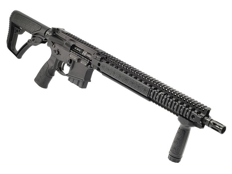 Daniel Defense M4V9 MidLength Rifle No Sight California Version