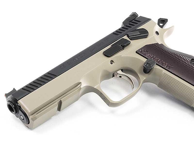 CZ Shadow 2 Urban Gray 9mm Pistol 91255