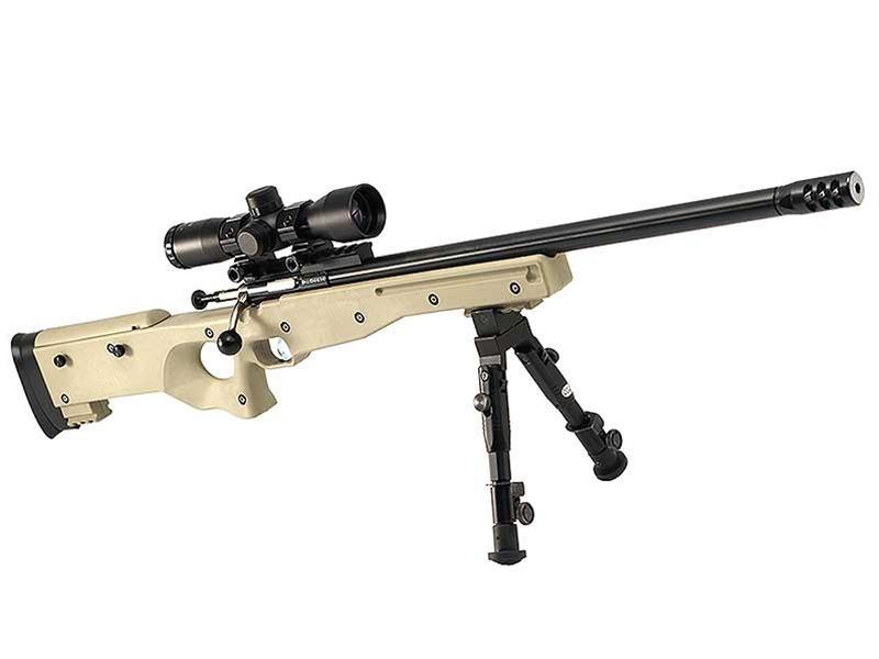 Crickett Precision Rifle 22LR FDE