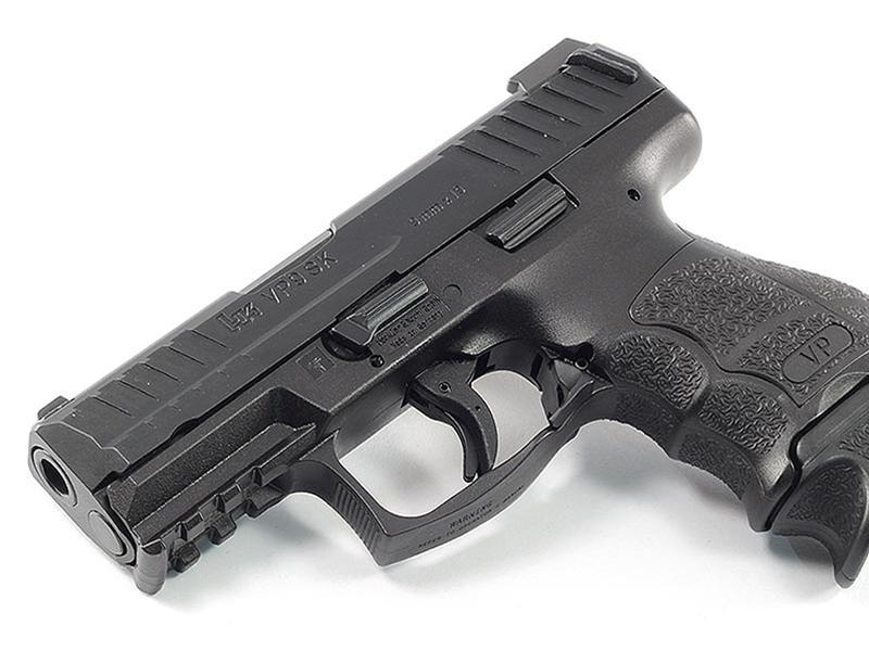 HK VP9SK 9mm Pistol LE Tritium Night Sights 3-10rd Magazines