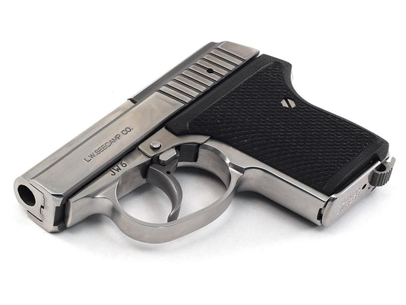 Seecamp LWS-32  32ACP SS Pistol CA