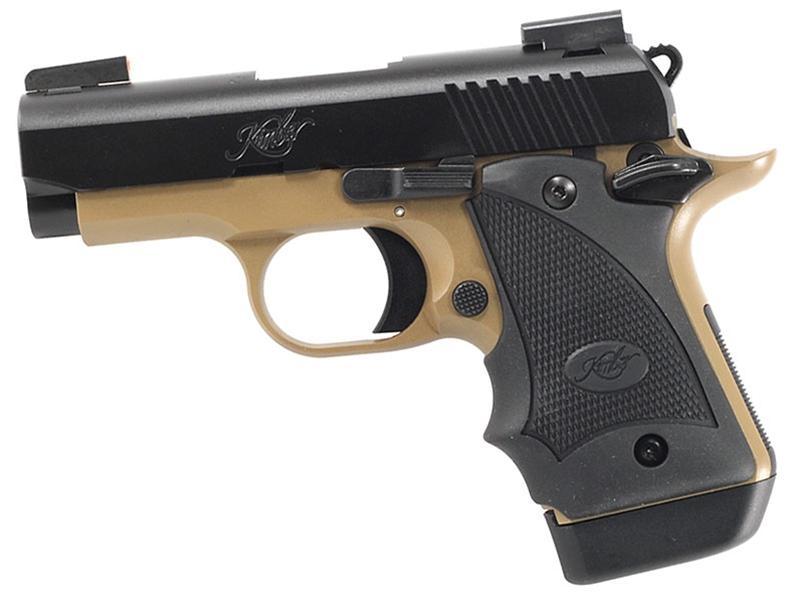 Kimber Micro 9 Desert Night Pistol (DN)