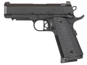 "Dan Wesson TCP 9mm 4"" Black Pistol - BLEM"