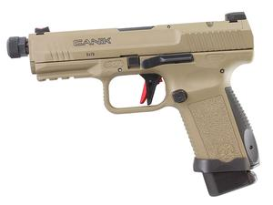 Century Arms/Canik TP9SF Elite Combat 9mm 18rd FDE TB