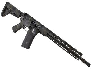 "Triarc Systems TSR-15 Service 13.9"" Black MultiCam Rifle"