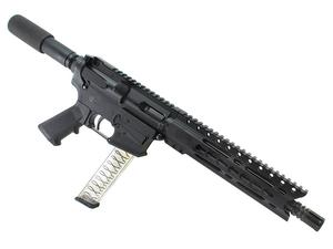 "Diamondback DB9R 10"" 9mm AR Pistol Black"