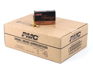 PMC Bronze 223 55gr FMJ 1000rd Case